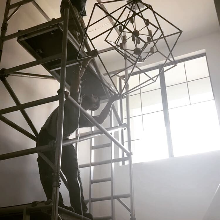 btb electricians working